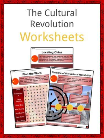 The Cultural Revolution Worksheets