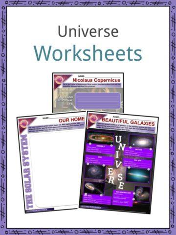 Universe Worksheets