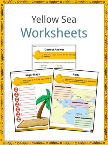 Yellow Sea Worksheets