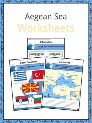 Aegean Sea Worksheets