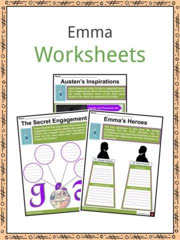 Emma Worksheets