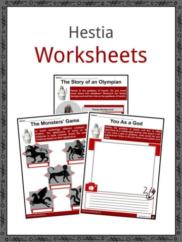 Hestia Worksheets