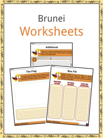 Brunei Worksheets