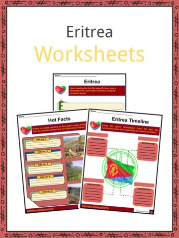 Eritrea Worksheets