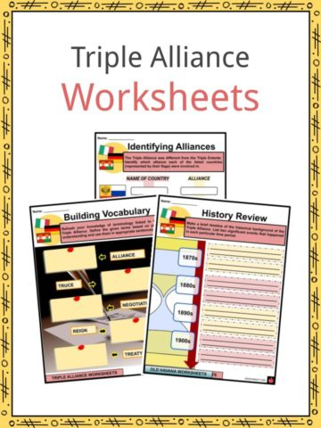 Triple Alliance Worksheets