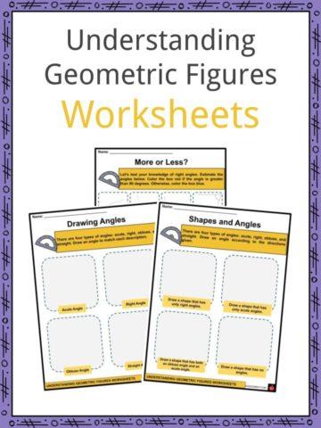 Understanding Geometric Figures Worksheets