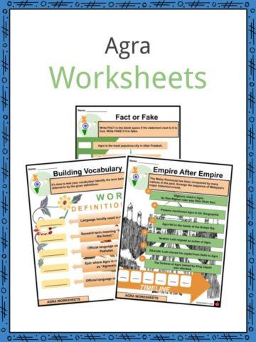 Agra Worksheets