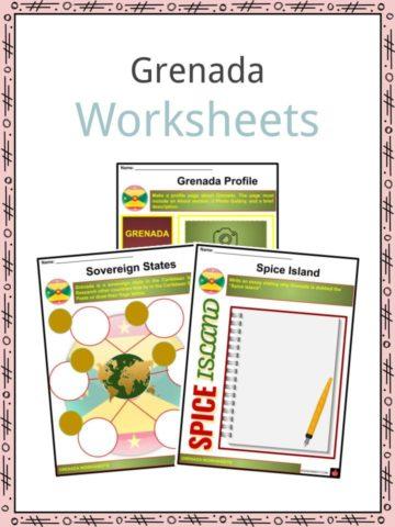 Grenada Worksheets