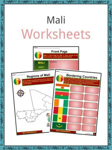 Mali Worksheets