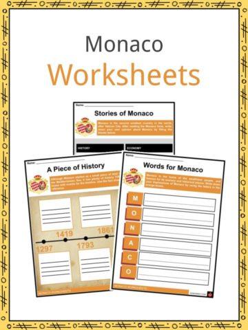 Monaco Worksheets