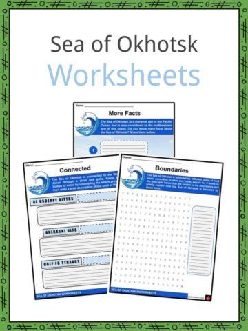 Sea of Okhotsk Worksheets