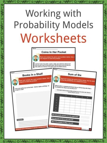 Working with Probability Models Worksheets
