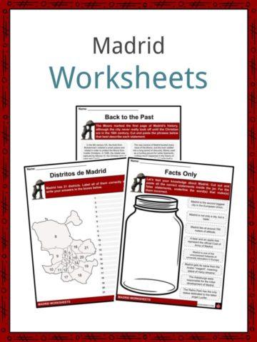 Madrid Worksheets
