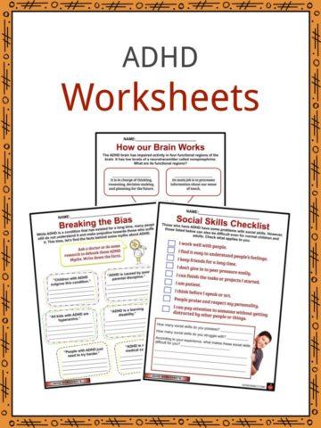 ADHD Worksheets