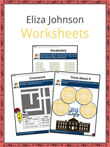 Eliza Johnson Worksheets