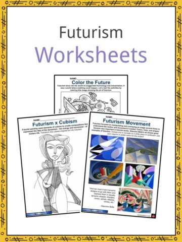 Futurism Worksheets