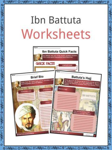 Ibn Battuta Worksheets