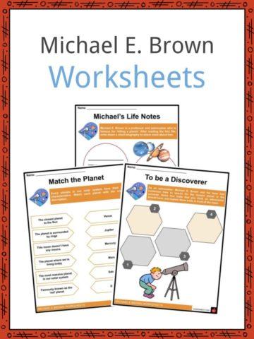 Michael E. Brown Worksheets