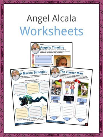 Angel Alcala Worksheets