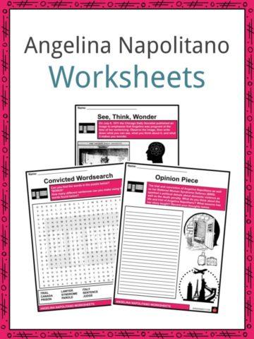 Angelina Napolitano Worksheets