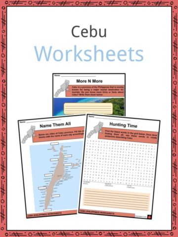 Cebu Worksheets