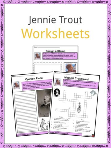 Jennie Trout Worksheets