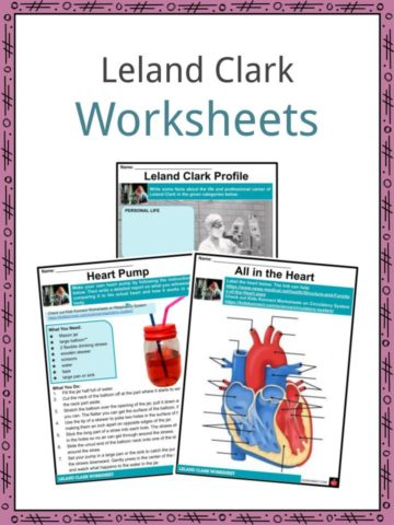 Leland Clark Worksheets