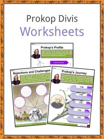Prokop Divis Worksheets