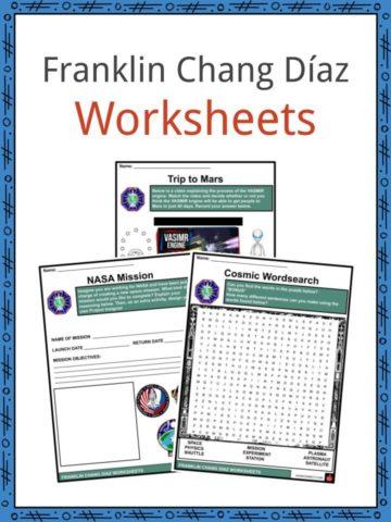 Franklin Chang Díaz Worksheets