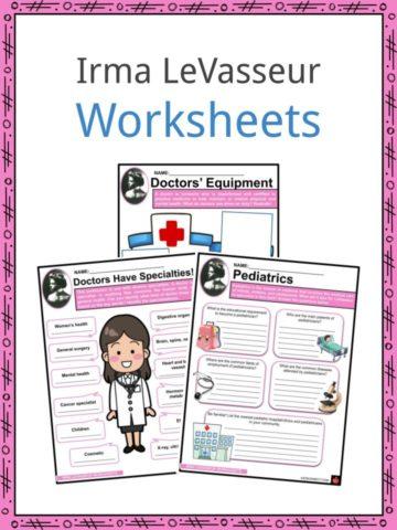 Irma LeVasseur Worksheets