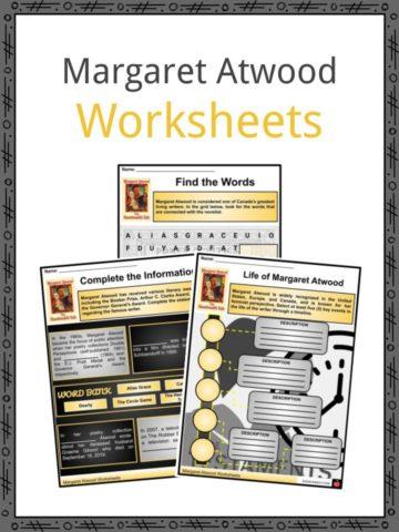 Margaret Atwood Worksheets