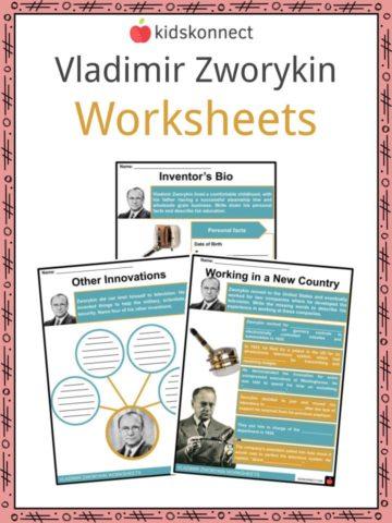 Vladimir Zworykin Worksheets